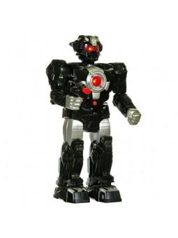 Super robot con luz y sonidos