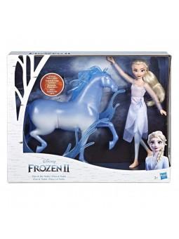Frozen 2 Basic Nokk y Elsa