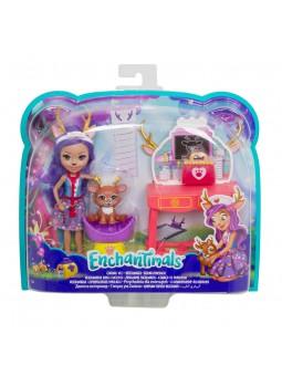 Enchantimals muñeca y...