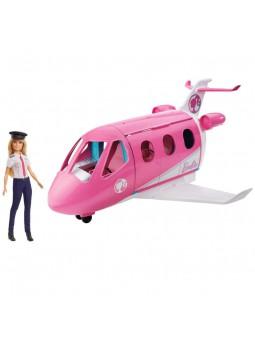 Barbie avión con copiloto