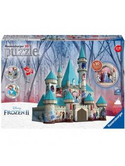Puzzle 3D Castillo Frozen