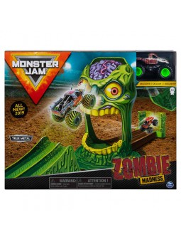 Monster Jam Playsets...