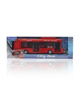 Autobús de línea 1:48 rueda...