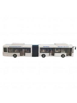 Autobús doble 1:48 rueda libre