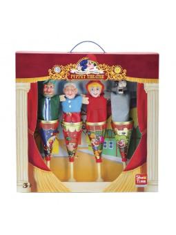 Cono metal 4 Marionetas...