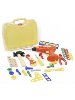 Maletín herramientas 26 piezas