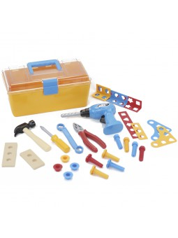 Caja herramientas 28 piezas