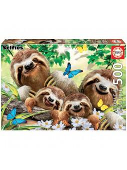 Puzzle 500 Familia de...