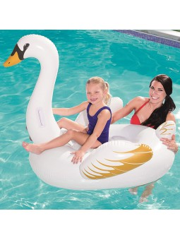 Cisne hinchable 122x122 cm