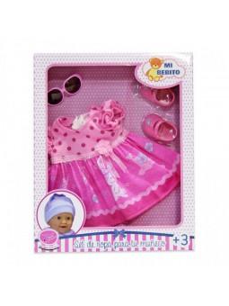 Vestido para muñeca 43 cm