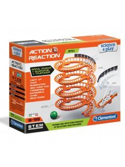 Action & Reaction pistas en...
