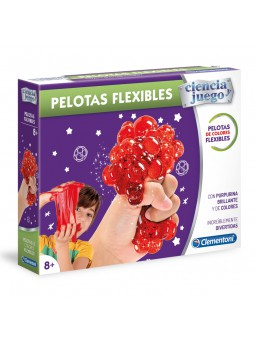 Pelotas flexibles