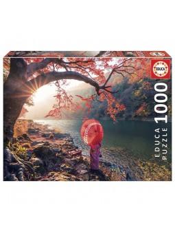 Puzzle 1.000 Amanecer en el...