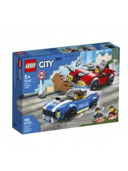 LEGO® City Policía: Arresto...