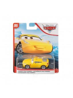 Cars 3 coches personajes Cruz Ramírez