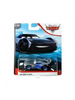 Cars 3 coches personajes Jackson Storm