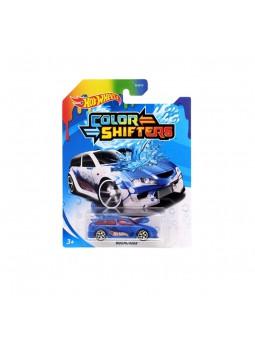 Hot Wheels Vehículos color Sheifters