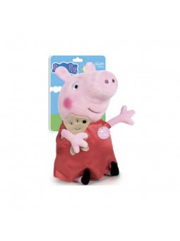 Peluche Peppa Pig con sonido