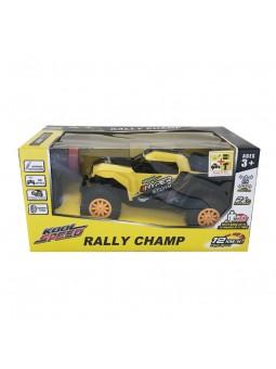 Coche rally racer veloz R/C