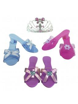 Set zapatos y tiara