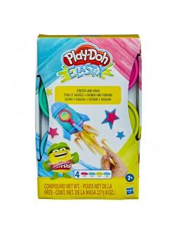 Play-Doh Elaxtix Cohete
