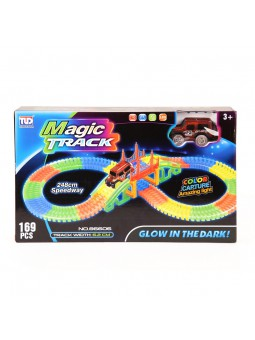 Pista Magic Track 169 piezas