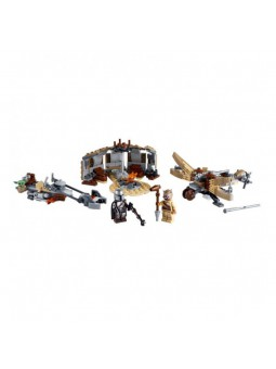 LEGO Star Wars Problemas en Tatooine