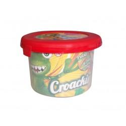 Croackis puede con 6 ranas