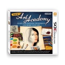 Juego 3DS arte academy