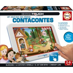 Educa Touch junior Cuenta cuentos