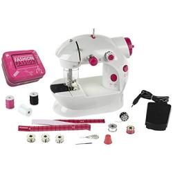 Máquina de coser con pedal