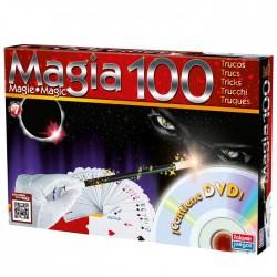 Caja Magia 100 Trucos con DVD