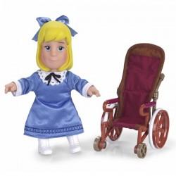 Muñecos Pedro y Clara