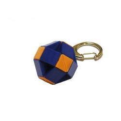 Llavero Serpiente de Rubik