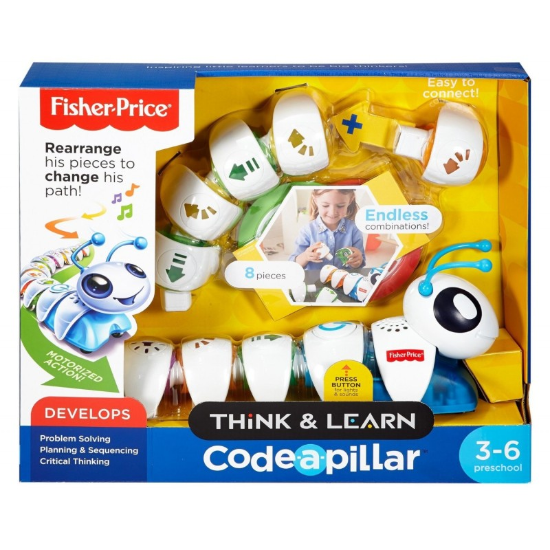 Fisher Price Codi-Oruga