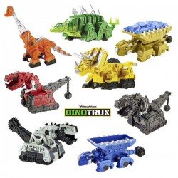 Dinotrux personajes