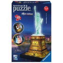 Puzzle 3D Estatua de la libertad