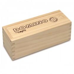 Domino Chamelo caja madera