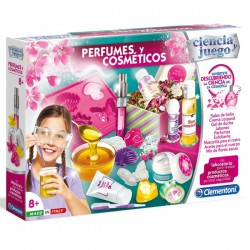 Laboratorio de perfumes y cosméticos