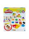 Play-Doh - Aprendo colores y formas