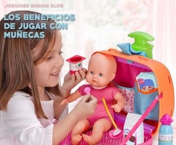 Los Beneficios de jugar con muñecas
