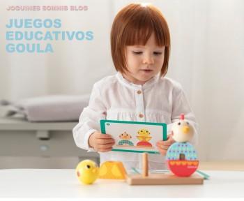 Los Beneficios de los Juguetes Educativos